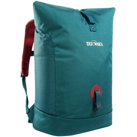 Tatonka Grip Rolltop Rucksack teal green